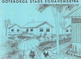 1943 Göteborgs stads egnahemsbyrå
